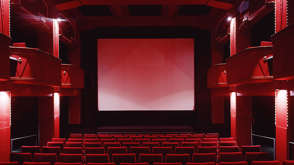 For a safe and pleasant visit to the cinema