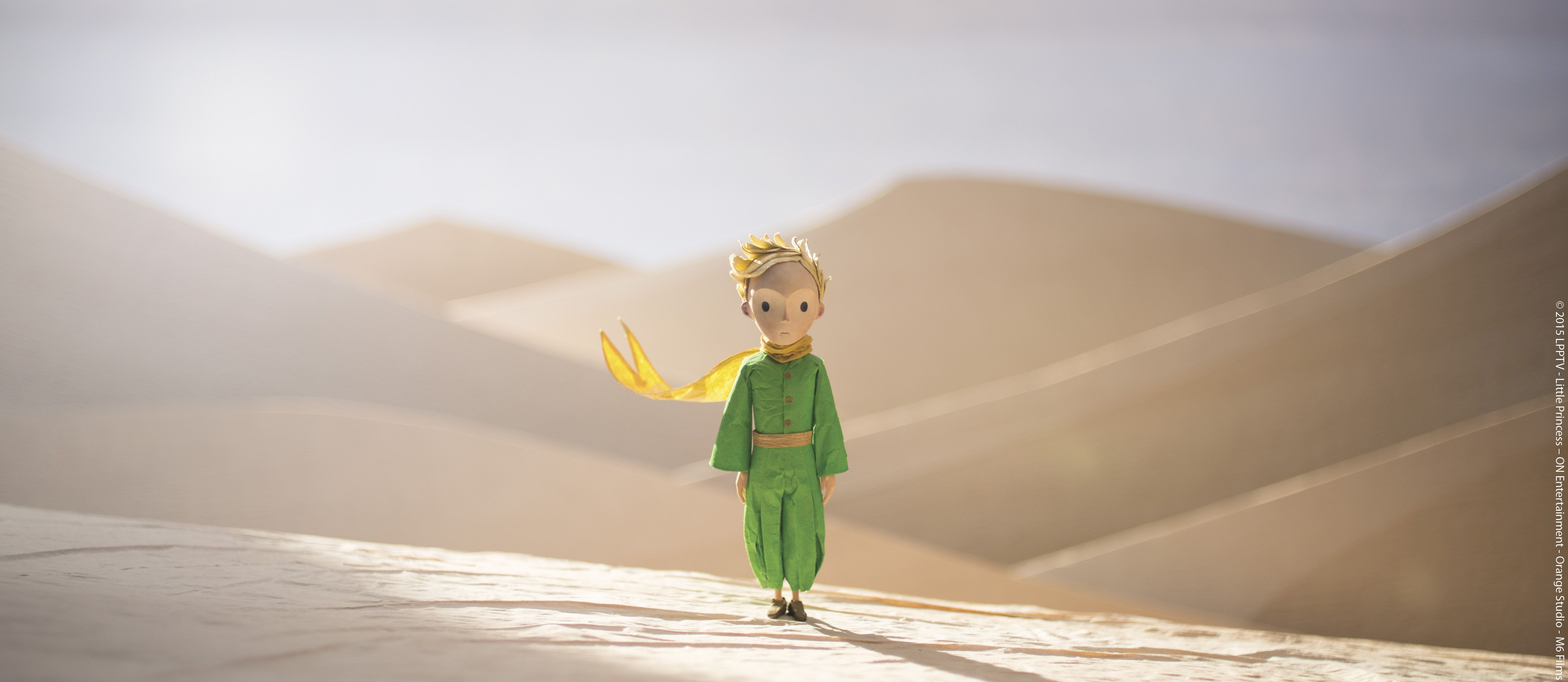 Likovna delavnica z Malim princem