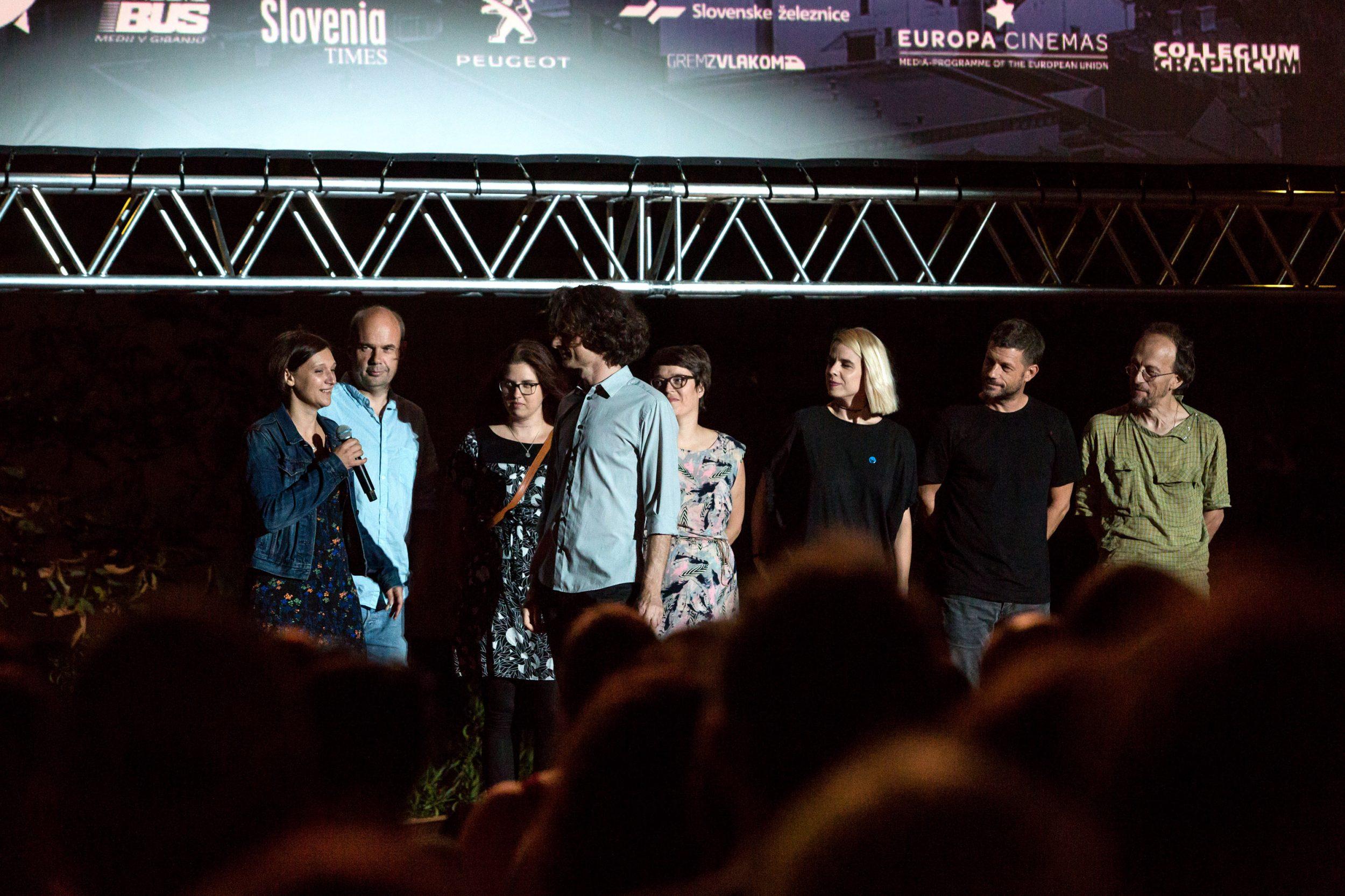 Film pod zvezdami 2017: otvoritev s filmoma Rdeča želva in Nočna ptica
