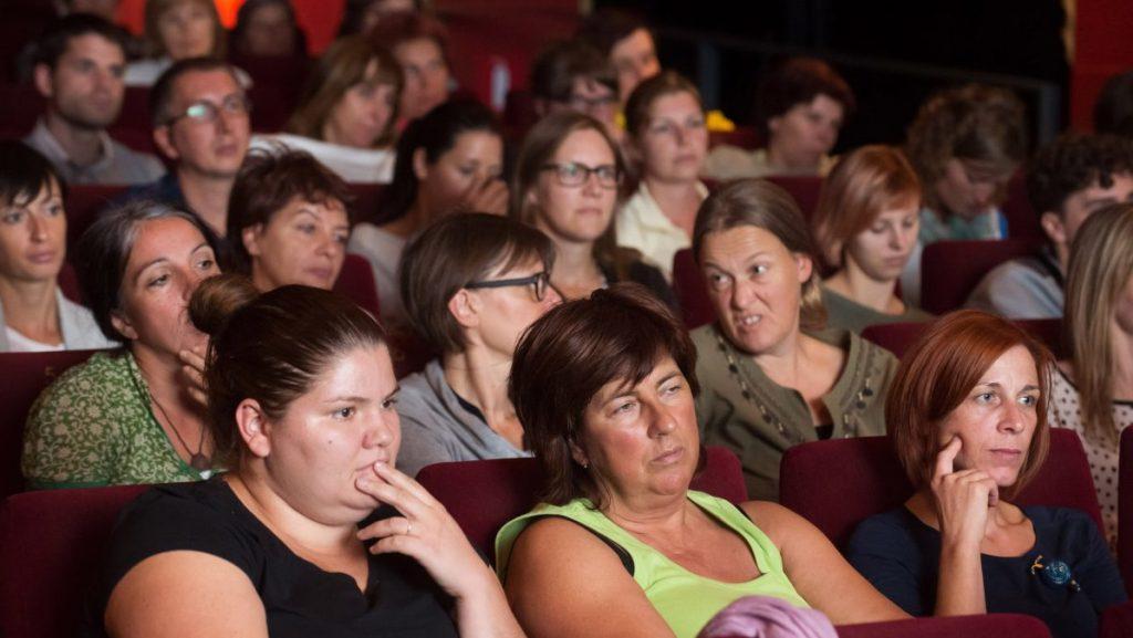 Vključevanje otrok v skupino prek filma