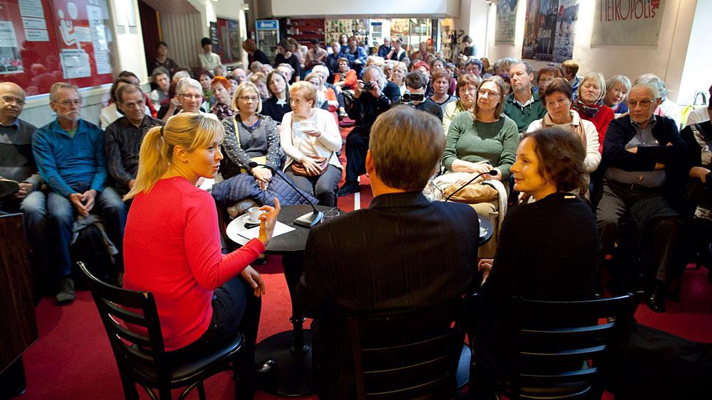 Filmska srečanja ob kavi: pogovor po filmu Rudar
