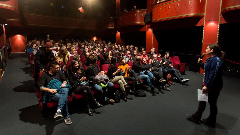 Pogovor po premierni projekciji filma Človek delfin