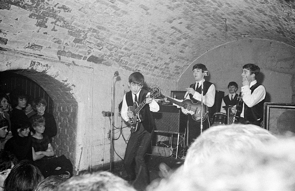 The Beatles: Osem dni na teden