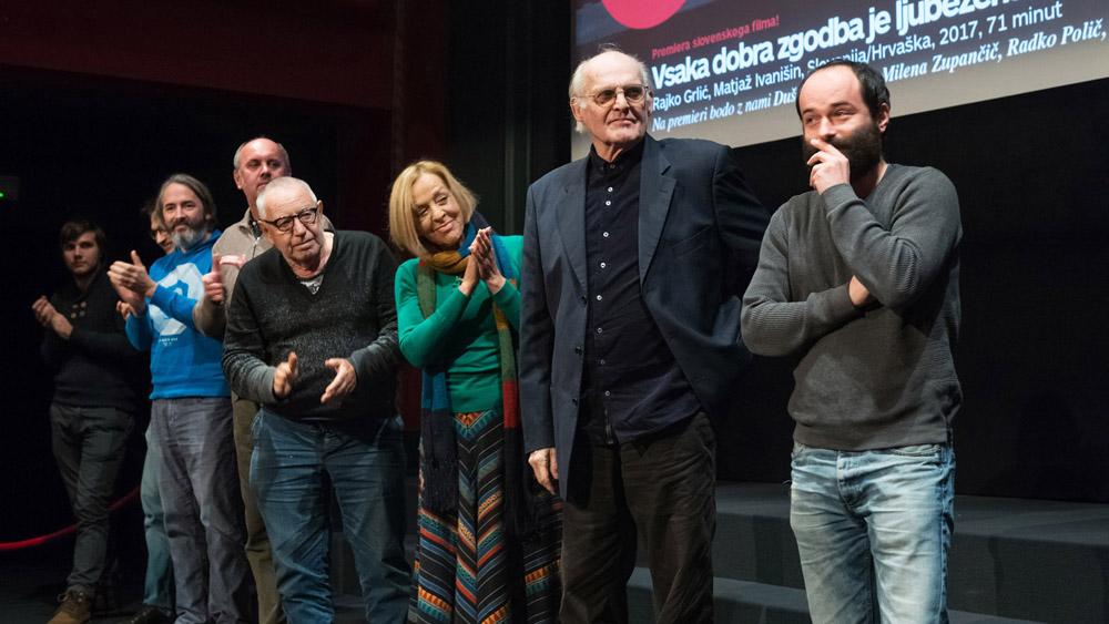 Boris (Dušan), Milena, Radko