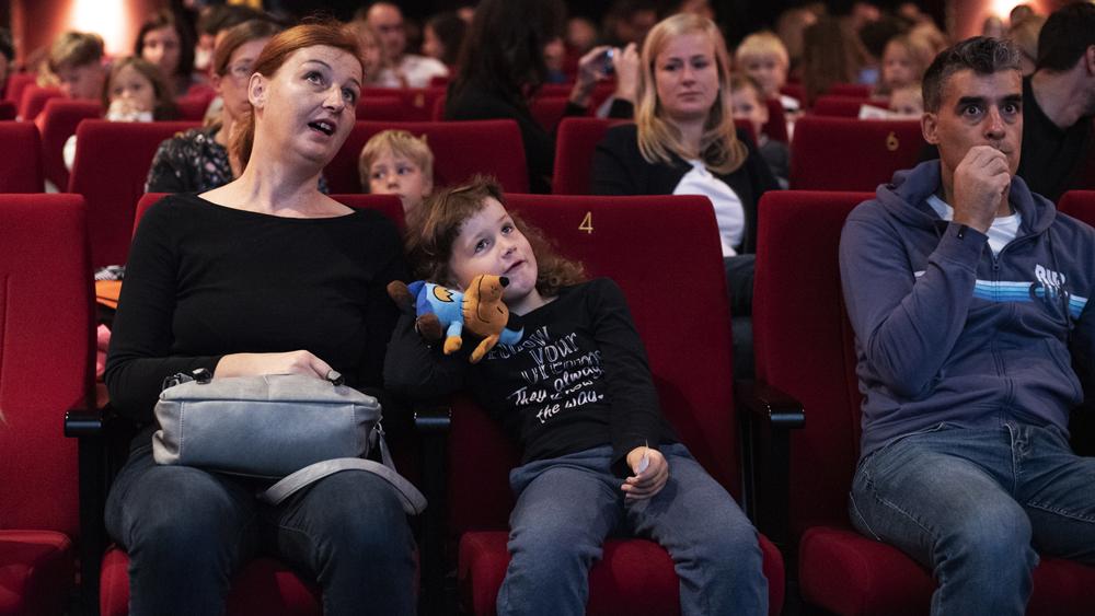 Prvič v kino