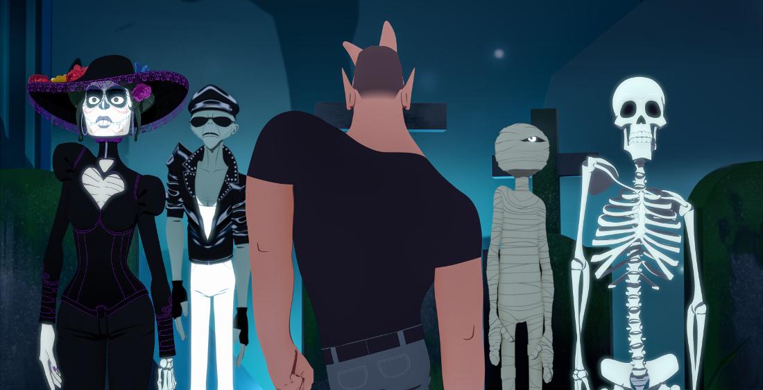 Kinotripov dvojček na 14. Animateki
