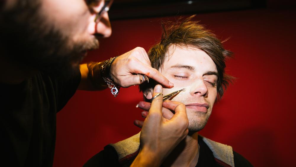 Brezplačni make-up service