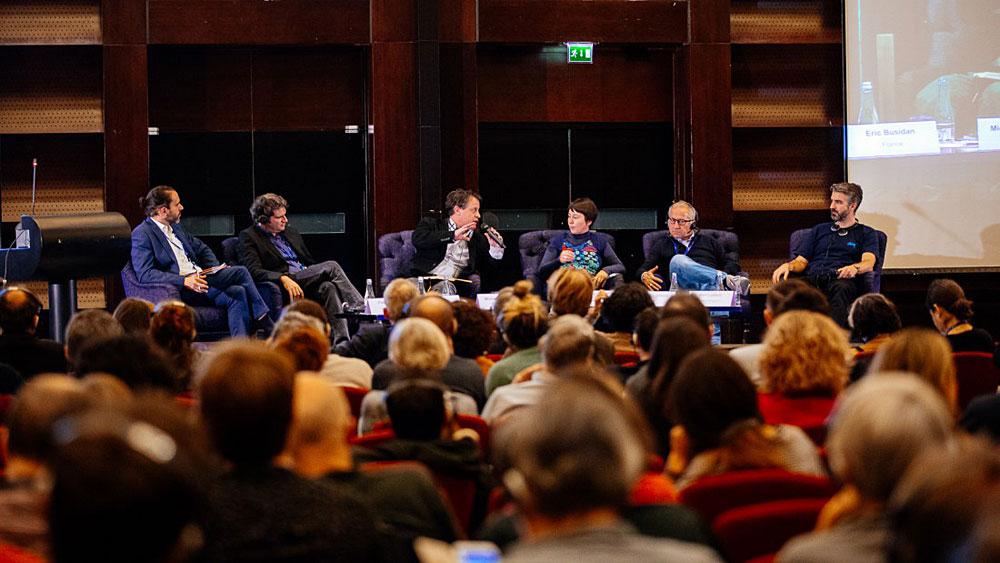 20. konferenca mednarodne kinematografske mreže Europa Cinemas pred novimi izzivi za filmske prikazovalce