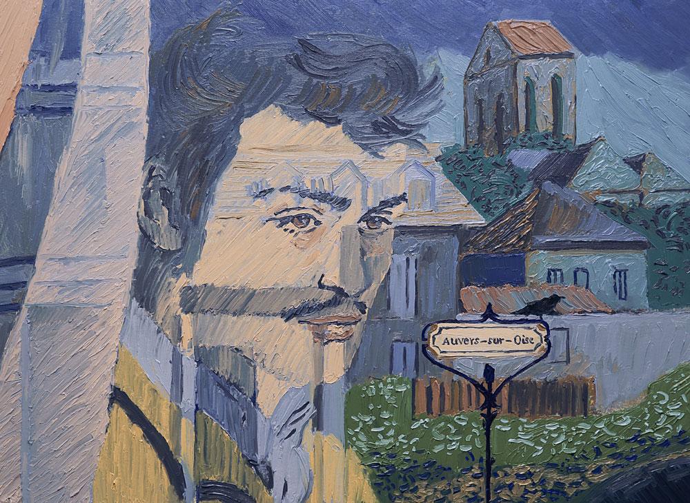 Z ljubeznijo, Vincent: Van Goghova skrivnost