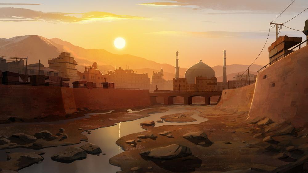 Parvana - zgodba o neverjetnem potovanju