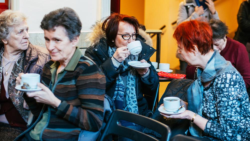 Jesenski vpis v novo sezono Filmskih srečanj ob kavi