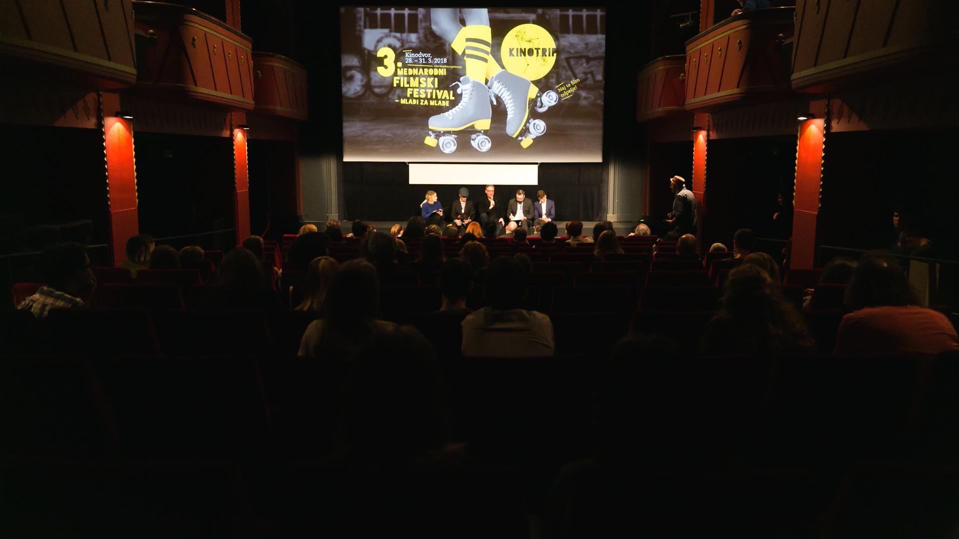 Foto & video utrinki 3. festivala Kinotrip