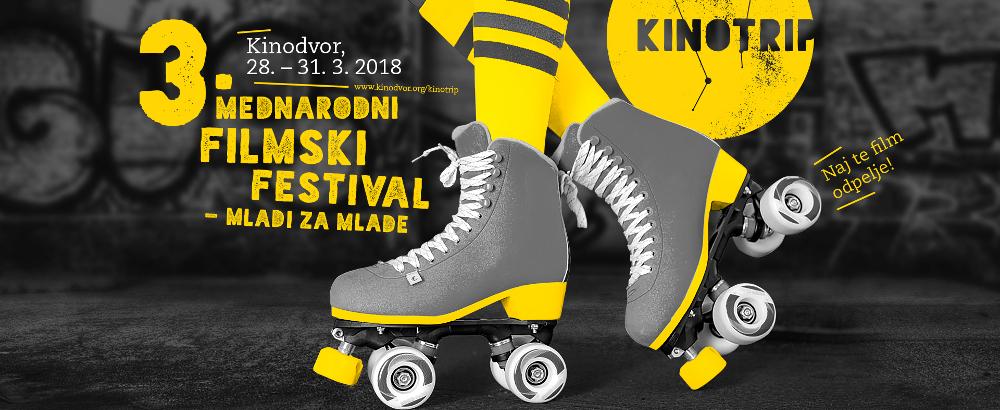 3. mednarodni filmski festival Kinotrip