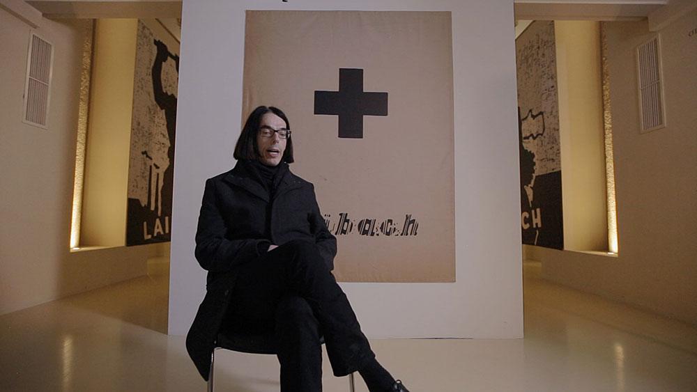 Glasba je časovna umetnost 3, LP film Laibach