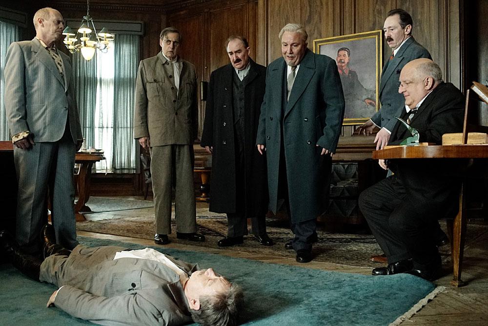 Stalinova smrt