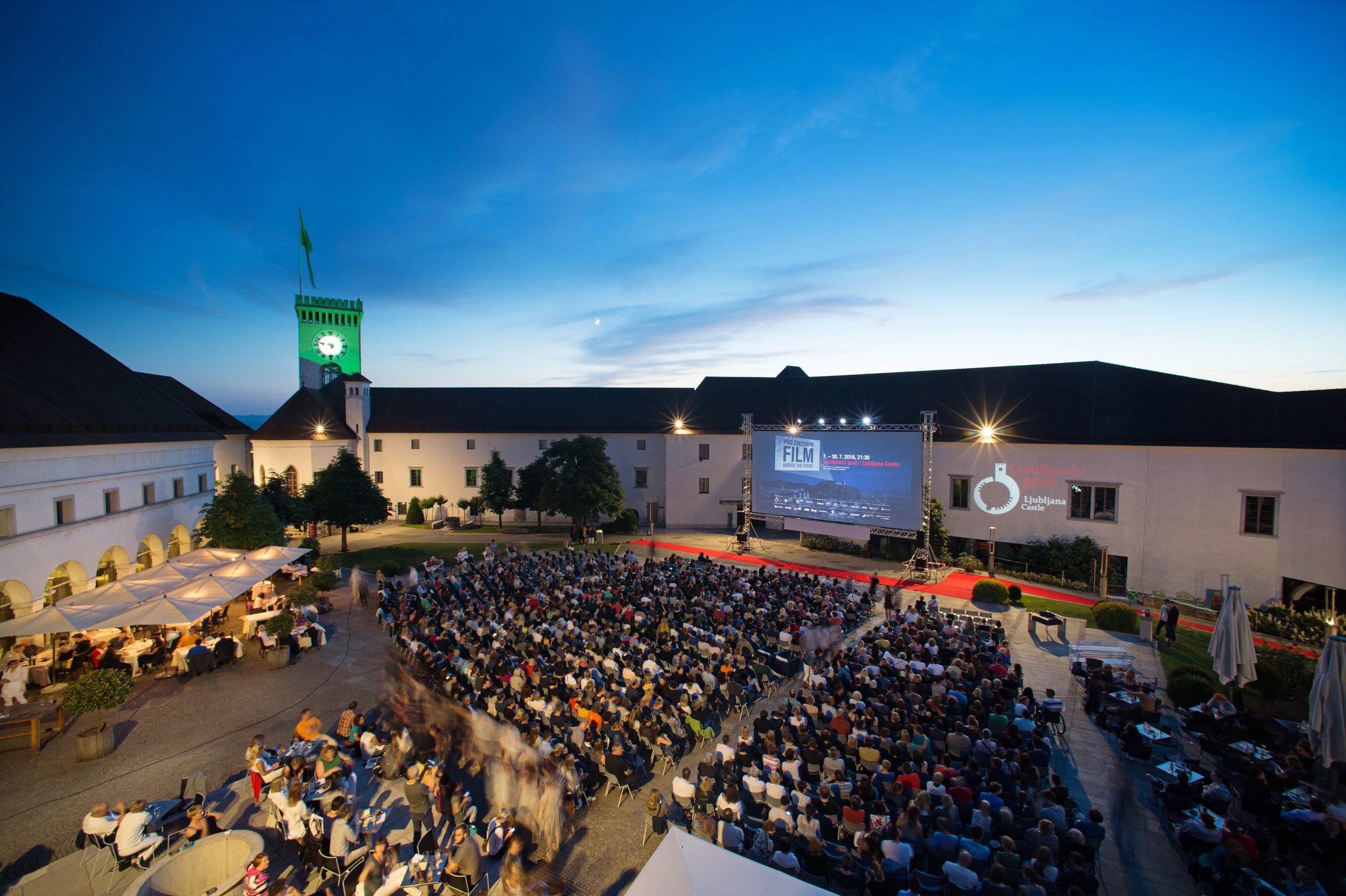 FILM UNDER THE STARS 2018 – follow the announcements