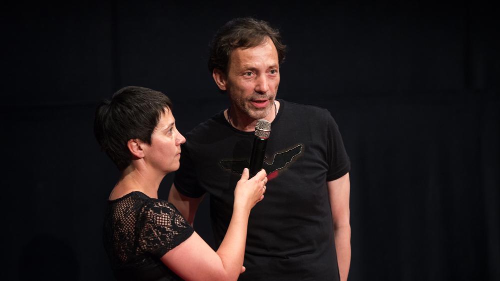 Otvoritev Kinodvorišča s filmom Glasba je časovna umetnost 3: LP film Laibach