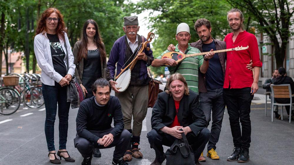 Premiera filma Šum Balkana in glasba na vsakem koraku