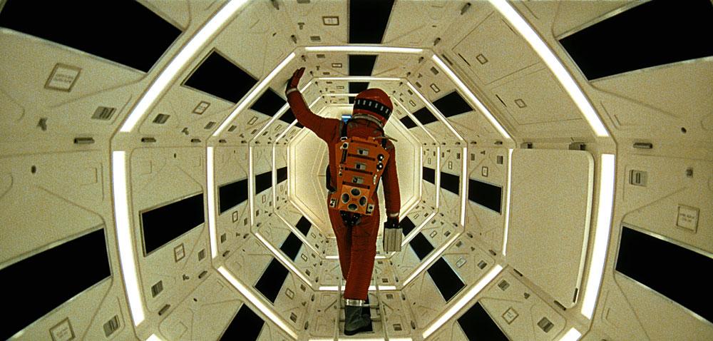 2001: Odiseja v vesolju na Kongresnem trgu
