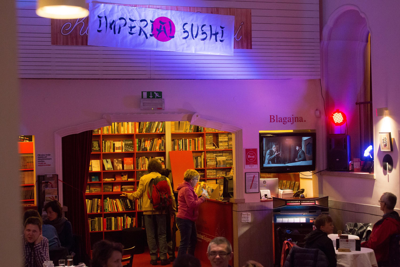 Druga stran upanja: Zlati vrček in Imperial Sushi