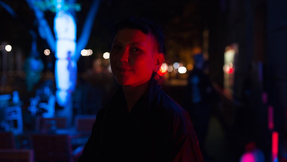 Fotografski utrinki z 11. Noči grozljivk