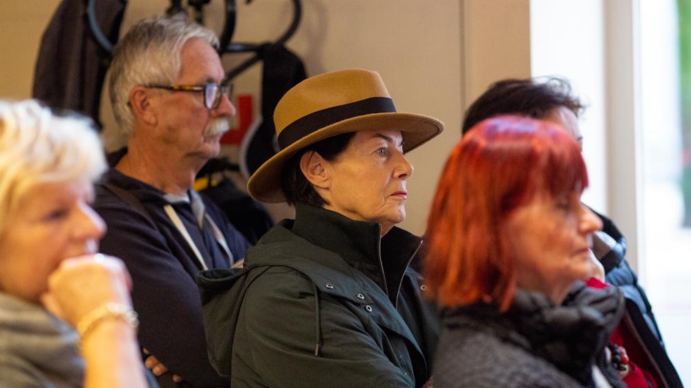 Filmska srečanja ob kavi: pogovor ob filmu Fantomska nit
