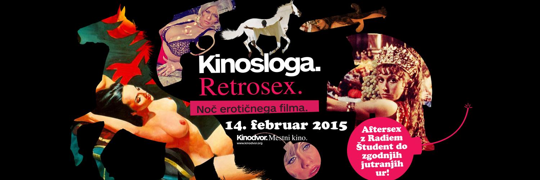 Kinosloga. Retrosex. 2015