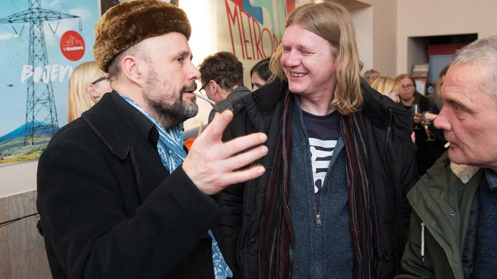 Obiskal nas je islandski režiser