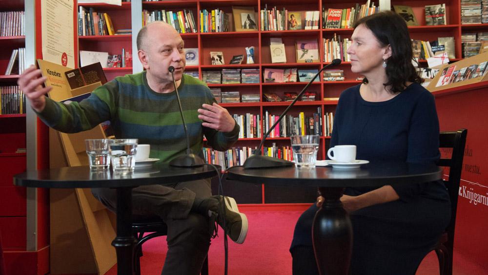 Filmska srečanja ob kavi: pogovor ob filmu Hladna vojna