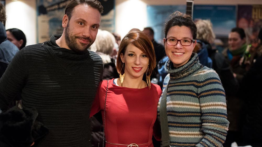 Foto utrinki s premiere filma Zelena knjiga
