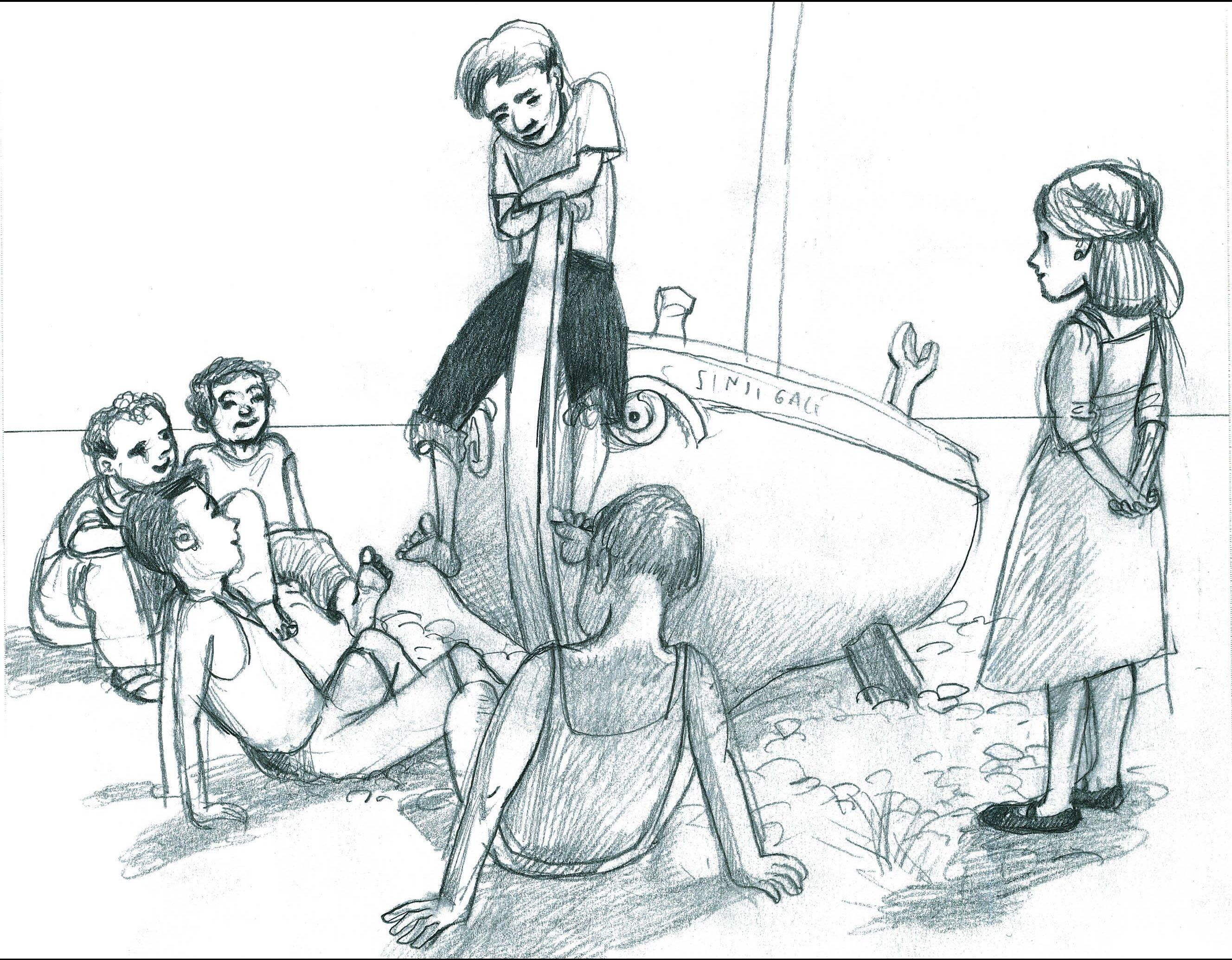 22. Pripovedovalski festival: Bratovščina sinjega galeba
