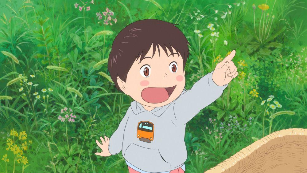 Japonsko začinjena premiera filma Mirai