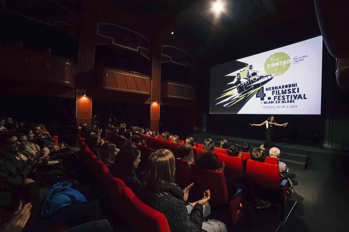 Odprli smo 4. filmski festival Kinotrip