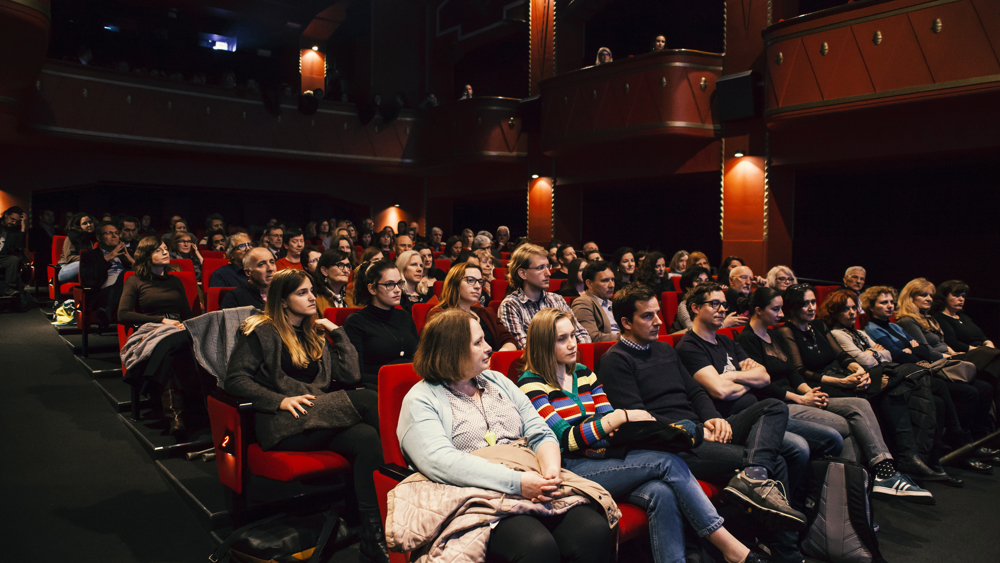 Otvoritev Festivala frankofonskega filma 2019
