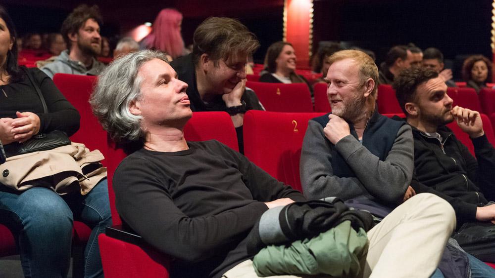 Premiera filma Stoletje sanj in obisk filmske ekipe