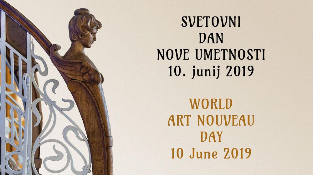 Svetovni dan art nouveauja – nove umetnosti tudi v Kinodvoru
