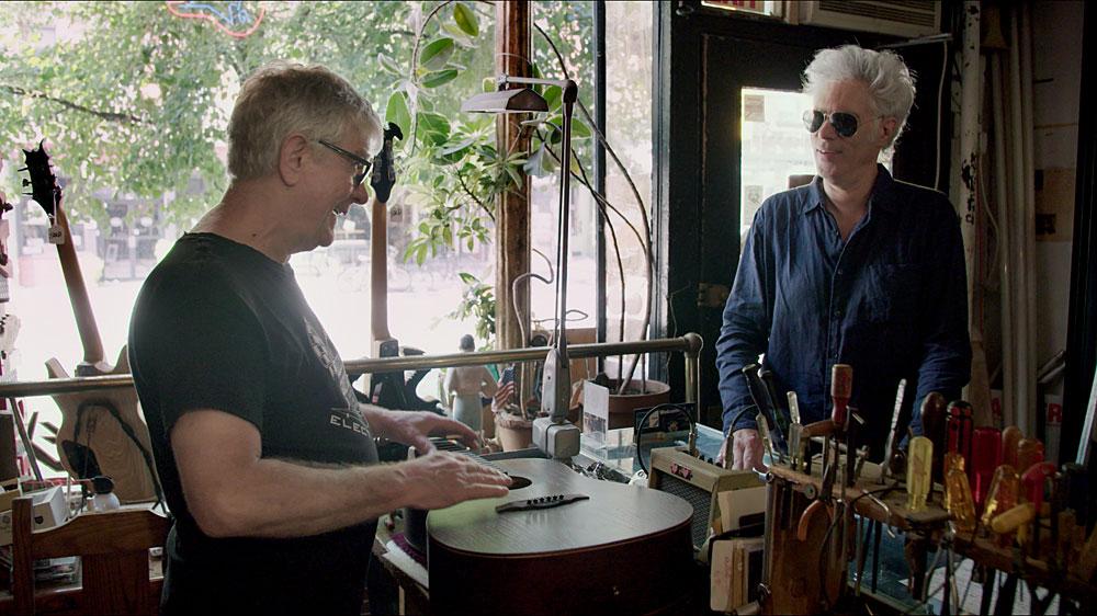 Carmine Street Guitars v petek ob 20:45