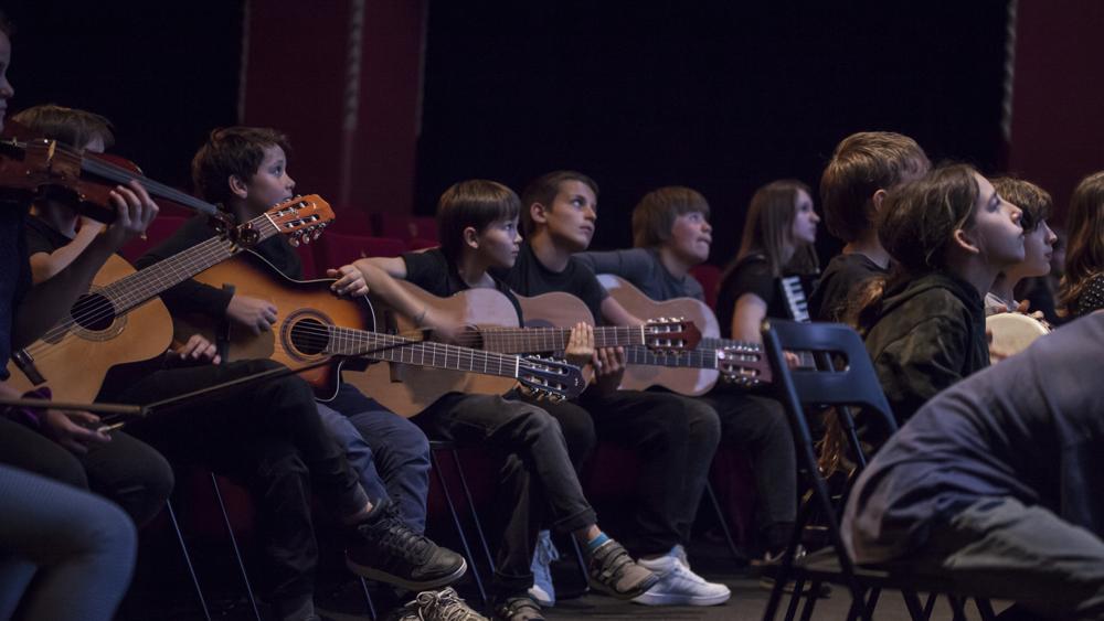 Foto utrinki s koncerta Glavo pokonci!