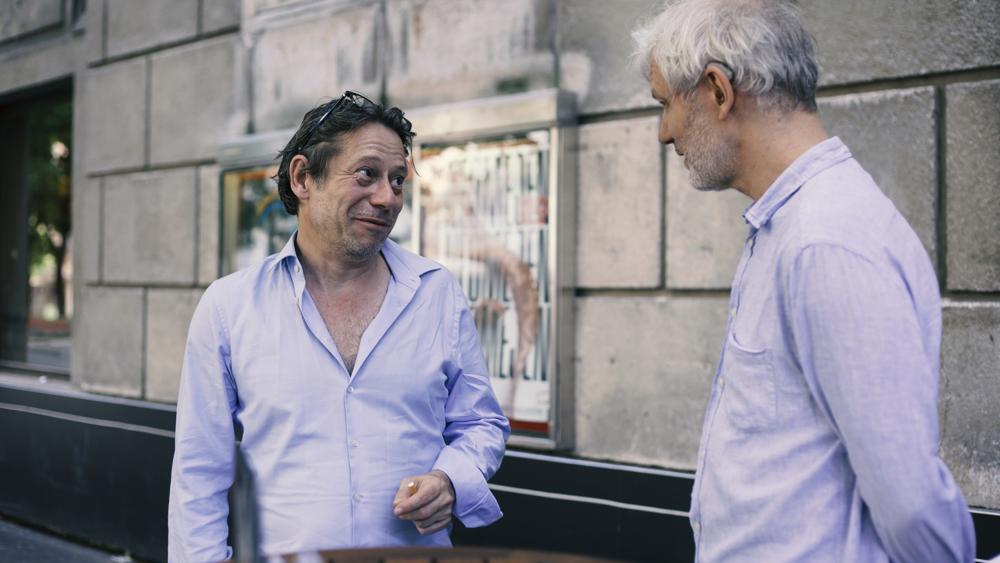 Kinodvor obiskal Mathieu Amalric