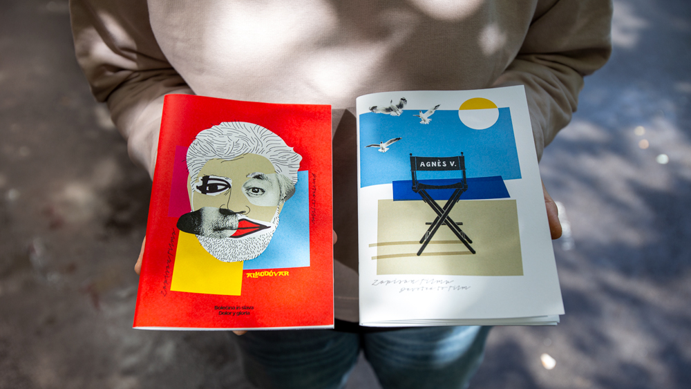 Nova zvezka: Pedro Almodóvar in Agnès Varda