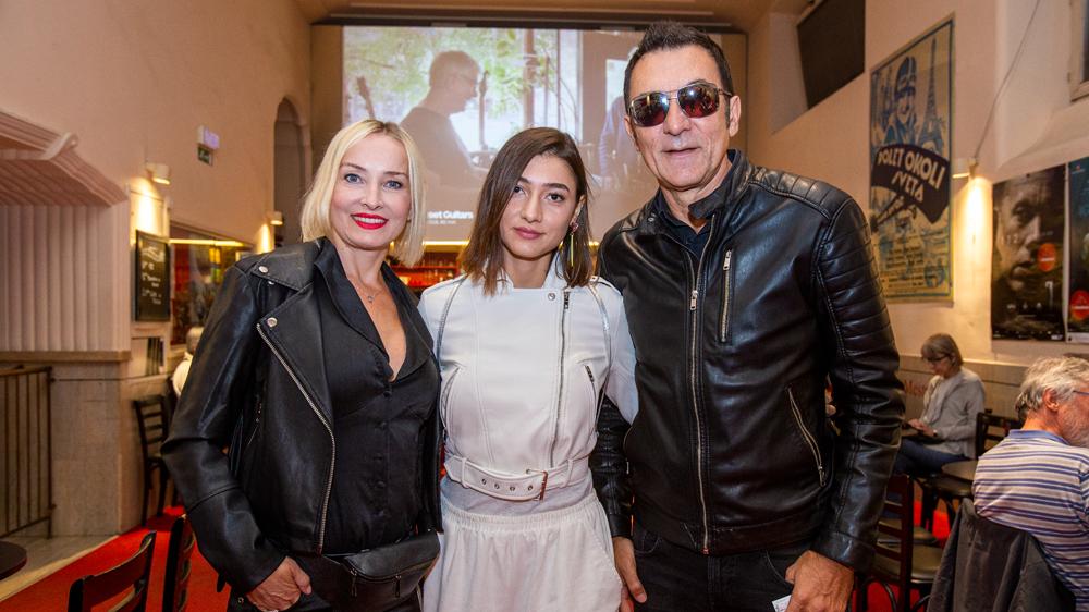Foto utrinki s premiere filma Igor in Rosa