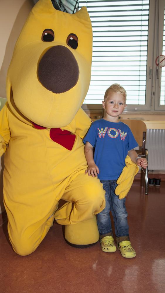 Kino v Pediatrični kliniki