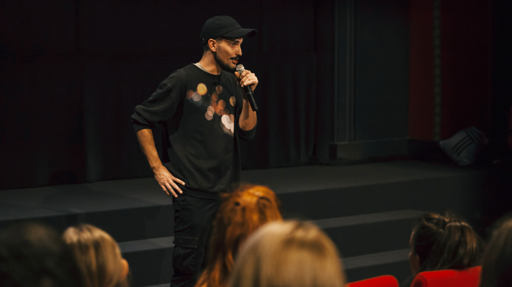 Foto utrinki s premiere filma Mafija v objektivu
