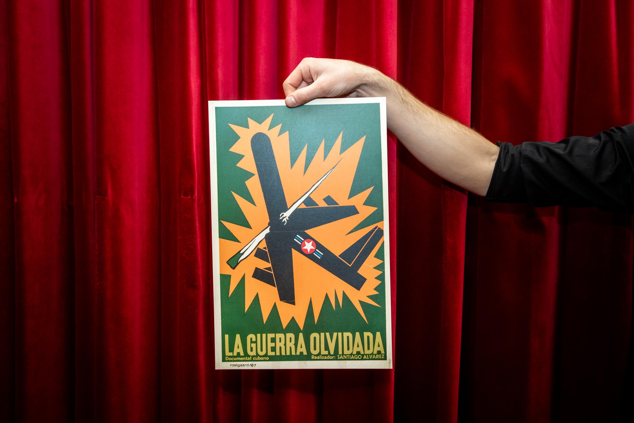 Kuba 60! Filmski plakati