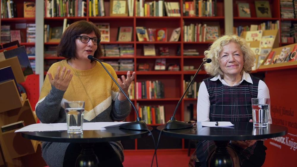 Filmska srečanja ob kavi: posnetek pogovora ob filmu Ljubljeni