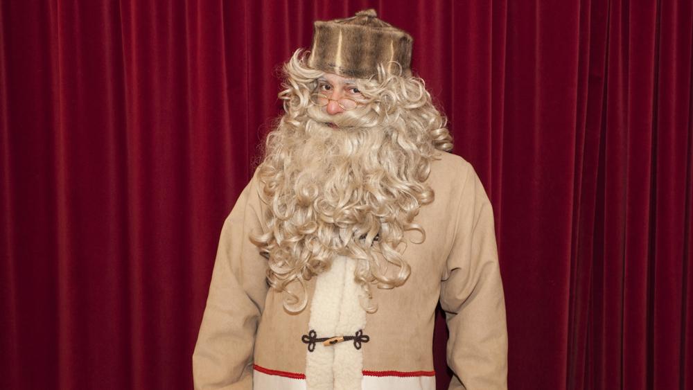 Obisk Dedka Mraza