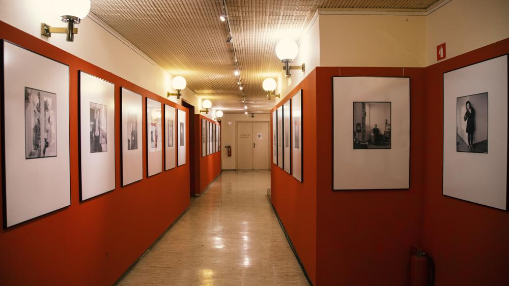 Otvoritev razstave fotografij Darka Heriča