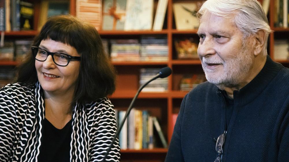 Filmska srečanja ob kavi: posnetek pogovora ob filmu Igor in Rosa