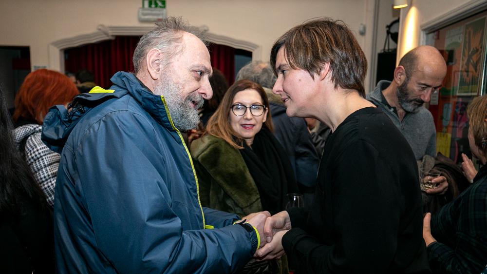 Pogovor z ekipo filma Dnevnik Diane Budisavljević