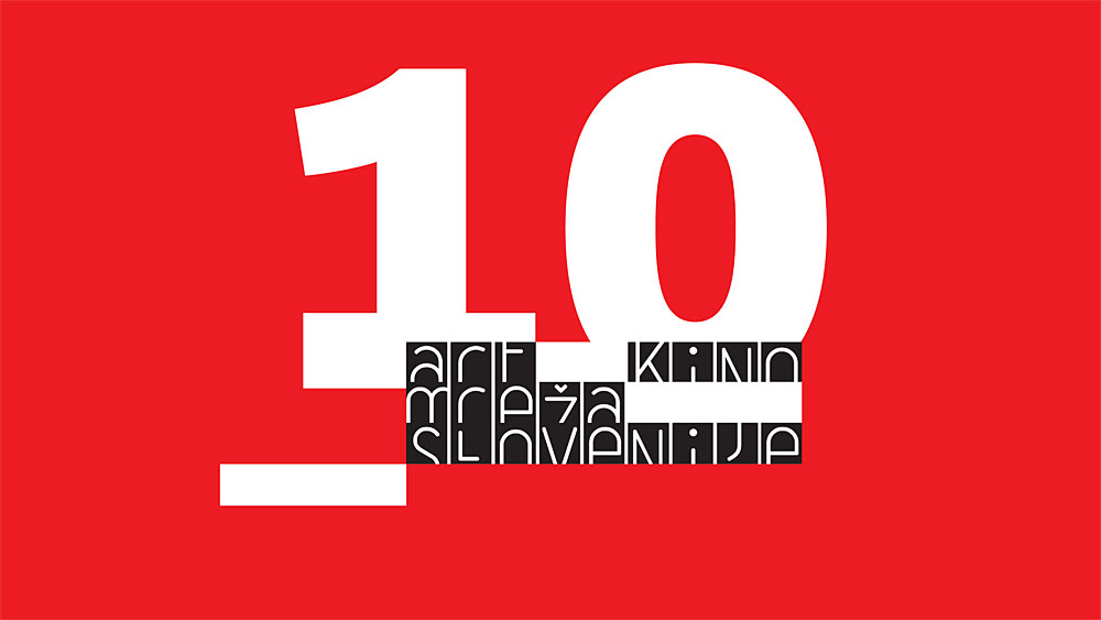 10 years of Slovenian Art Cinema Association